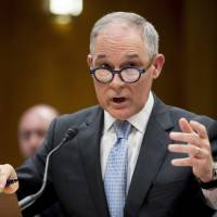 Besieged EPA chief confirms another departure: his senior counsel