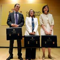 Spain's new Cabinet has highest ratio of female ministers in European history