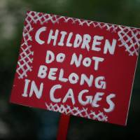Trump administration sending babies and young children forcibly separated from parents at border to 'tender age' shelters