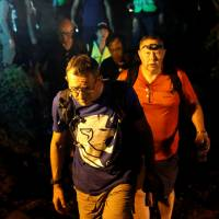 Rescuers to drill hole in flooded Thai cave in hunt for 12 missing boys, their soccer coach