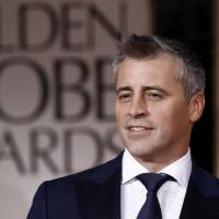 Matt LeBlanc arrives at the 69th Annual Golden Globe Awards in Los Angeles in 2012. The BBC says Matt LeBlanc will leave popular auto show 'Top Gear' after the upcoming season. In a statement Thursday, LeBlanc said the program was 'great fun' but the time and travel commitment 'takes me away from my family and friends more than I'm comfortable with.' | AP