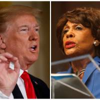 Trump and Democratic congresswoman clash as tempers rise on immigration