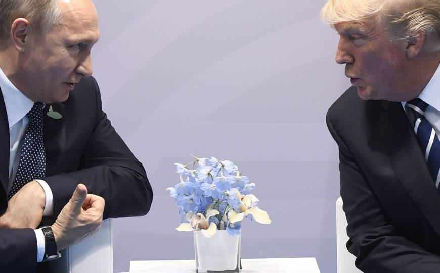 Trump to meet Putin in Helsinki on July 16 for first bilateral summit between U.S. and Russia leaders