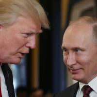 Trump weighs meeting with Putin, sending John Bolton to Moscow