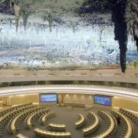 U.S. poised to quit U.N.'s human rights council, diplomats say