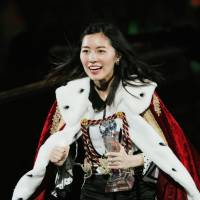 SKE48's Jurina Matsui wins first AKB48 popularity contest to include sister groups
