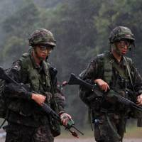 Japan uneasy following Trump's suggestion of halting U.S.-South Korea military drills