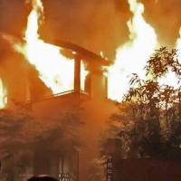 President of 500-year-old Japanese inn apologizes after fire