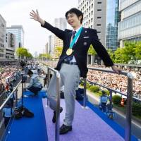 Yuzuru Hanyu to become first figure skater to receive People's Honor Award