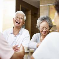 Osaka study suggests comedy may boost cancer patients' immune systems
