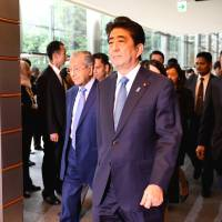 LDP eyes Sept. 20 for leadership race as embattled Abe seeks re-election