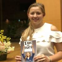 Tokyo-raised American Chessy Prout fights for rights of sexual assault victims