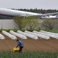 Long-haul fight: Farmer wages decadeslong battle with Narita airport