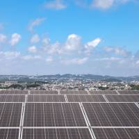 The Tokyo 2020 Olympic and Paralympic organizing committee plans to tap renewable energy to power the games, including through the use of solar panels. | GETTY IMAGES