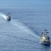 Japan and U.S. to conduct first joint anti-ship drills