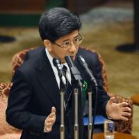 Former tax chief Nobuhisa Sagawa faces cut in retirement pay over Moritomo document-tampering