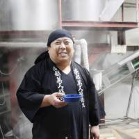 Top Iwate brewery turns to AI for high-tech assist with sake