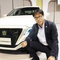 Engineer of 15th Toyota Crown recalls challenge of bringing luxury flagship into networking age