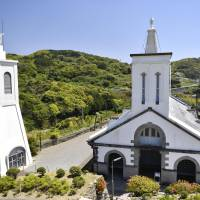 Shitsu Church in the city of Nagasaki is one of the 12 historic sites in Japan that were designated to be included on the UNESCO World Heritage list Saturday in Manama. | KYODO