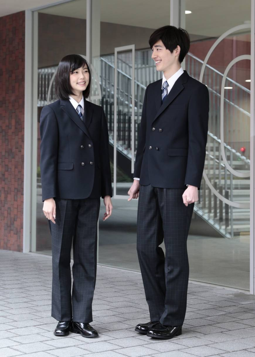 School uniforms go unisex as Japanese schools seek better fit for LGBT students | The Japan Times