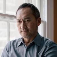 Leading light: Actor Ken Watanabe sends a fax to the staff at his restaurant in the city of Kesennuma, Miyagi Prefecture, every day without fail no matter where he is in the world. | ANASTASIJA JE