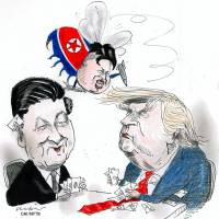 China's long game for the Singapore summit