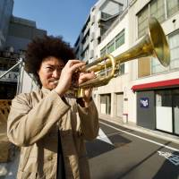 Land of the 'Rising Son': Born in Japan, Takuya Kuroda has lived in New York for the past 15 years and says the city inspires him to make better music. | OSCAR BOYD