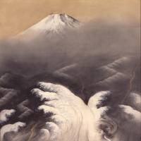Yokoyama Taikan's 'A Day in the Pacific Ocean' (1952) | THE NATIONAL MUSEUM OF MODERN ART, TOKYO.