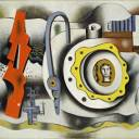 "Fernand Leger's ""Composition"" (1931)"
