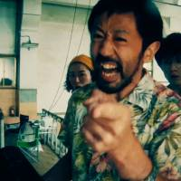 One cut above: Takayuki Hamazu stars as a frustrated director (center) looking to make the perfect zombie film in Shinichiro Ueda's comedy 'One Cut of the Dead.' The film took home the second-place audience award at Udine Far East Film Festival in Italy. | © ENBU SEMINAR
