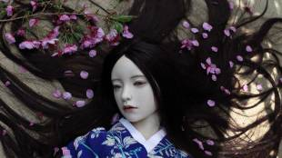 Izumi Kyoka 'A Great Writer' & Ball Jointed Dolls: Spirited Away, Stray Into the Labyrinth, and There a Devildom Woman