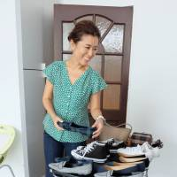 Cleaning out the closet: Stylist Naoko Okusa consults for various clothing companies, but her advice to individuals is to make sure you don't get overwhelmed by your own fashion choices. | COURTESY OF NAOKO OKUSA