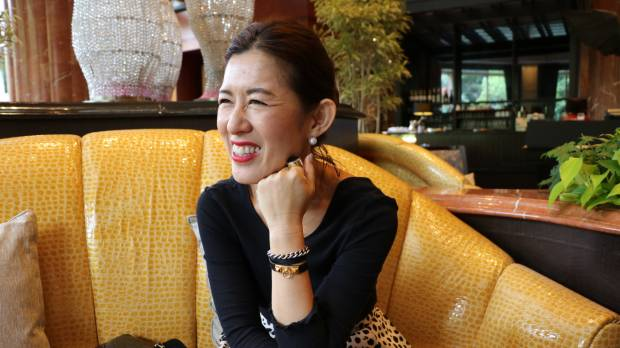 Fashion comes from within, says Japanese style guru Naoko Okusa