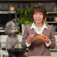 Everyday dishes: Francis (left) and 'Chef' have a following of over 1.4 million. | COURTESY OF COOKING WITH DOG