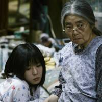 Family matters: Mayu Matsuoka(left) and Kirin Kiki play characters who are part of an unconventional family in Hirokazu Kore-eda's Palme d'Or-winning 'Shoplifters.' | © 2018 FUJI TELEVISION NETWORK/GAGA CORPORATION/AOI Pro. Inc. All rights reserved.