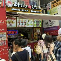 Instagram rules and food trends flourish in Shin-Okubo, Tokyo's Koreatown