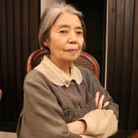 Independent woman: Since her manager passed away 10 years ago, actress Kirin Kiki has negotiated salaries and coordinated schedules on her own.   KYODO