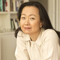 Writing from the third space: Min Jin Lee, author of 'Pachinko,' writes about Koreans in the English language. | ELENA SEIBERT