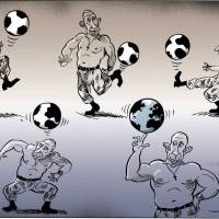 You can hate Putin but love the World Cup