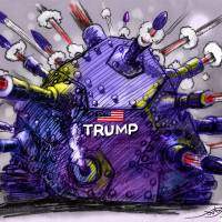 Who'll fill the global power vacuum Trumpism is creating?
