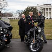 Harley hitting the road is just the start