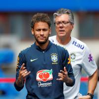 Brazil will look to star Neymar for inspiration. | REUTERS