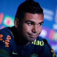 Favoritism means nothing: Casemiro