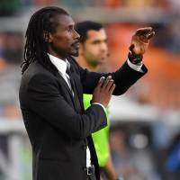 Senegal manager Aliou Cisse points finger at defensive lapses after World Cup draw with Japan