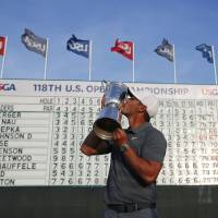 Brooks Koepka repeats as U.S. Open champion