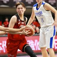 Japan women rout Taiwan in exhibition contest