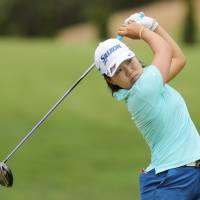 Nasa Hataoka one shot off lead at NW Arkansas Championship