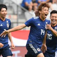Japan heads into World Cup on high note after win over Paraguay