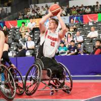 Wheelchair star Pat Anderson back for more gold