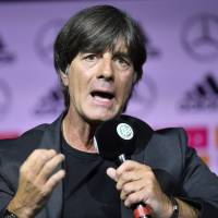 Germany coach Joachim Loew says he's not a candidate to replace Zinedine Zidane at Real Madrid